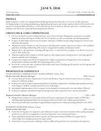 Business Management Resume Examples Free Resum 6389