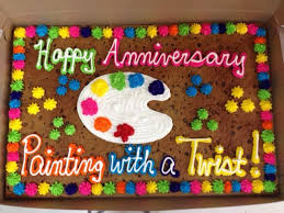happy 1 year anniversary to painting with a twist longview tx