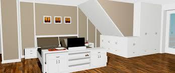 Einrichtung Schlafzimmer Dachschräge