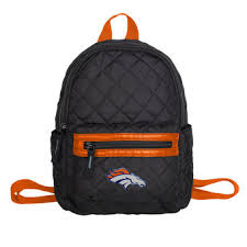 office supplies denver. Denver Broncos Quilted Mini Backpack Office Supplies