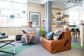airbnb office. Sydney Airbnb Office