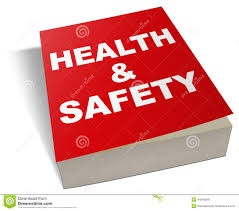 Safety Manual Health And Safety Book Manual Stock Image Illustration Of Health 6