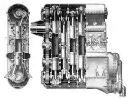 first diesel engine.  First To First Diesel Engine N