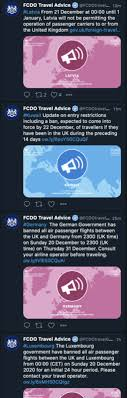 travel restrictions for people