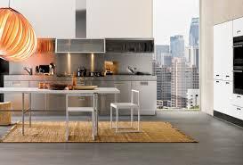 Stainless Steel Kitchen Stainless Steel Kitchen Interior Design Ideas