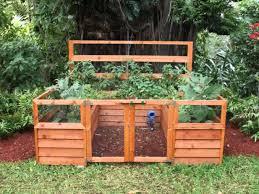 Kitchen Garden Fence Home Vegetable Garden Fence Home Design And Decorating