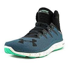under armour new shoes. under armour men\u0027s ua highlight delta marlin blue/black/black athletic shoe new shoes a