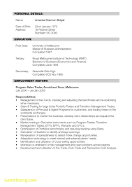 Investment Bank Resume Template Awesome Resume Template Investment Banking Best Templates 11