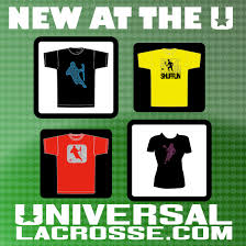 Universal Lacrosse Releases New Shirts Lacrosse Playground