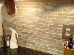 Rustic Backsplash Designs Natural Stone Tile Backsplash Stacked Stone Backsplash