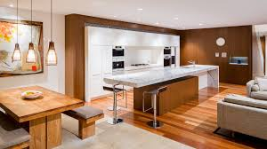 calacatta marble kitchen waterfall: about calacatta marble island bench with waterfall