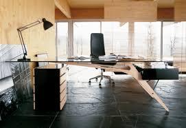 interesting home office desks design black wood. Interior Design Living Room Designer Desk And Hi Tech Black Swivel Chair Interesting Home Office Desks Wood
