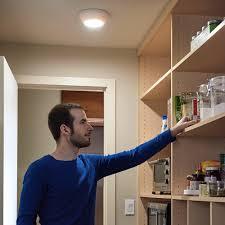 battery lighting solutions. UltraBright Wireless Battery Powered Motion Sensing Indoor/Outdoor LED Ceiling Light - ORILIS LIGHTING Lighting Solutions G