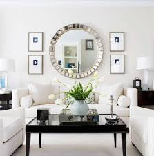 living room mirror wall decoration ideas beautiful surprising living room with post winsome mirror wall