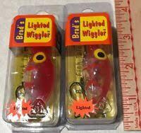 Brads Magnum Wiggler Huge Lot Mix Colors Fishing Crankbait