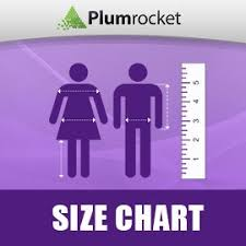Express Editor Pants Size Chart Magento Size Chart Extension