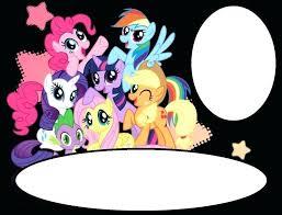 Invitation Templates Birthday My Little Pony Free Printable Invitation Templates Birthday Invite