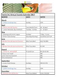 Yearly Event Calendar Template Free Annual Event Calendar Sample Templates At