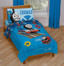 Thomas & Friends 4 Piece Toddler Bed Set
