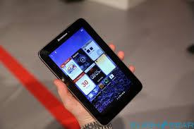 Lenovo IdeaTab A2107 tablet hits AT&T ...
