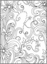 Small Picture Printable Kaleidoscope Coloring Pages For Adults ALLMADECINE