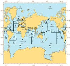 Large Scale Nautical Charts The International Int Chart