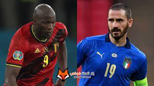 مباراة ايطاليا وبلجيكا في الدوري الاوروبي اليوم الاحد 10-10-2021
