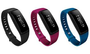 Track My Blood Pressure Up To 69 Off On Fitness Tracker Watch Groupon Goods