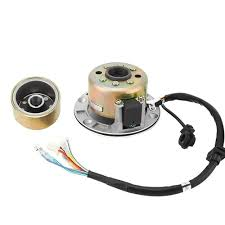 aluminum stator rotor magneto coil