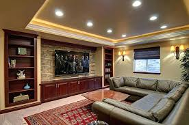 Basement movie theater Bar Basement Movie Theater Ideas Light Brown Interior Color Exposed Stone Wall Basement Movie Theater Ideas Zebra Basement Movie Theater Ideas Daisylanegiftsco