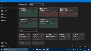 Crypto Chart Uwp Gets Quick View Switching Auto Sync