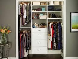 perfect modular closet storage