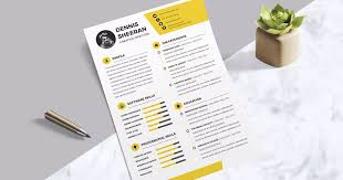 Best Resume Templates To Help You Land Your Dream Job In 40 Magnificent Best Resume Design