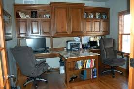 custom made home office. Built In Office Desk And Cabinets Custom Home Furniture Made