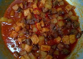 Jun 13, 2021 · resep sambal goreng kentang ati. Resep Sambel Goreng Ati Tahu Kentang Oleh Lilis Andiani Cookpad