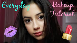 13 year old everyday makeup tutorial stephanie cood