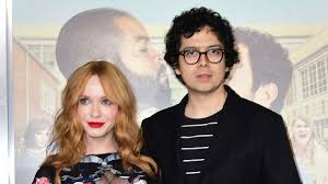 Christina hendricks appears on our video call with the most dramatic backdrop. Christina Hendricks And Geoffrey Arend Announce Separation Cnn
