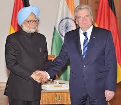 President of Germany Mr Joachim