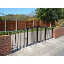 home page metal gates