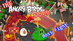 Angry Birds Epic: Gameplay Level 20 Final Boss Battle/Fight (The Angry Birds  Movie Fever) - YouTube
