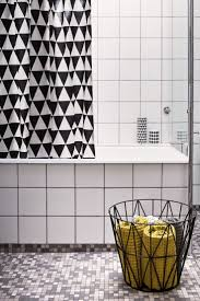 modern shower curtains. 2. Black And White Tribal. Modern Shower Curtains I