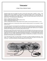 squier tele custom wiring diagram solidfonts squier telecaster pickup wiring diagram annavernon
