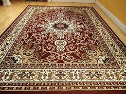 area rug traditional persian design 8 11 rug burdy 8 10 rug cream beige carpet living room area rugs home decorating
