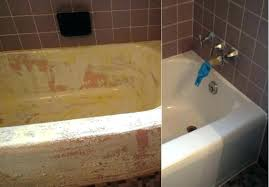 refinishing a bathtub yourself lovely how to refinish a bathtub yourself bathtubs bathtub refinishing kit you
