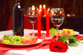 romantic dinner table dining romantic dinner set up