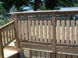 basic deck awesome picture of deck railing design ideas diy basic deck plans