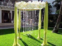 fresh free garden wedding arch ideas 10418