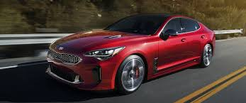 the powerful new 2018 kia stinger arrives in style and is or lease now in danbury connecticut