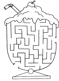 28 Free Printable Mazes for Kids and Adults | KittyBabyLove.com