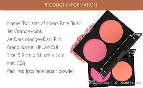 whole make up palette chinese makeup brands blush pact powder bo cosmetic cheek blusher dhl makeup box almay from hot beautys 2 85 dhgate